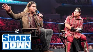 "John Morrison reunites with The Miz on ""Miz TV"": SmackDown, Jan. 10, 2020"