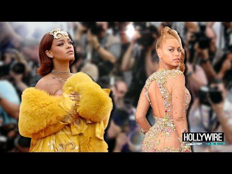 Beyonce Vs. Rihanna: BEST Met Gala 2015 Look! (FRESH TREND SHOWDOWN)