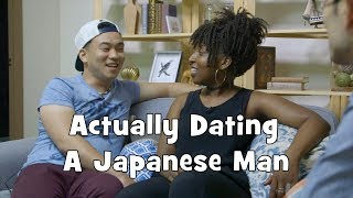 Actually Dating a Japanese Man (Couple Interview)