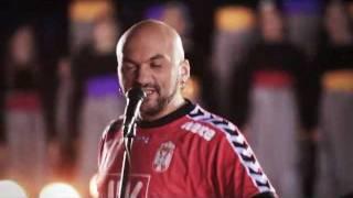 Ogi Radivojevic - Himna EP u rukometu 2012. - Nikad ne zaboravi OFFICIAL VIDEO