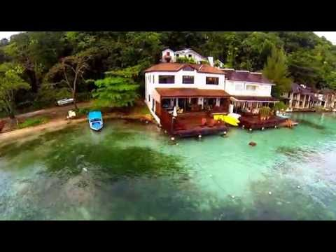 Port Antonio Jamaica 2014 - Watch in HD