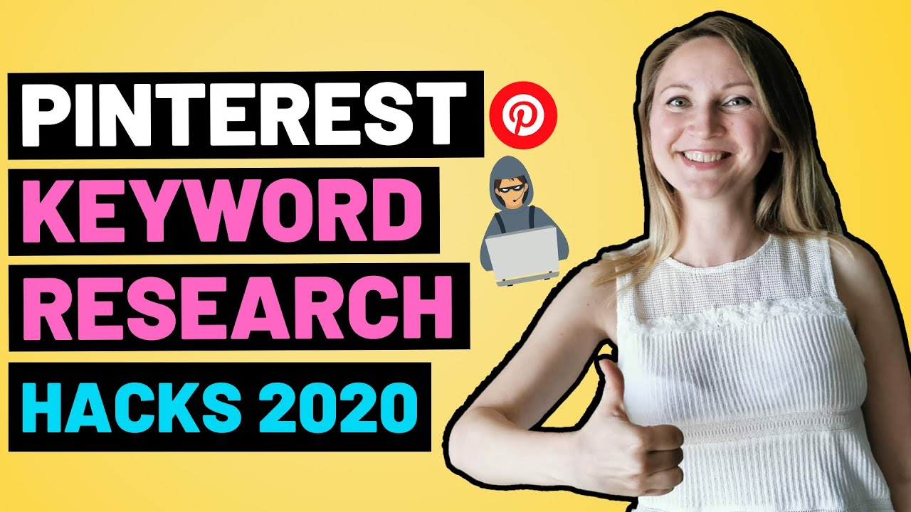 Pinterest Keyword Tool – How to Do Pinterest Keyword Research in 2020