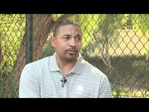 Mark Jackson: Playing at St. John