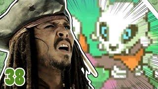 Pokémon UR Hardlocke Ep.38 - EL PIRATA JACK SPARROW EN EL JUEGO WTF