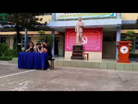 Hoạt Kịch Lớp B20 tuyên truyền phòng chống Ma túy - HIV/AIDS ( 1/12/2014 )