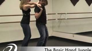 Salsa Dancing : Club Style Hand Moves