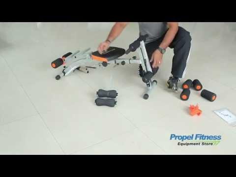 AB Exerciser Installation