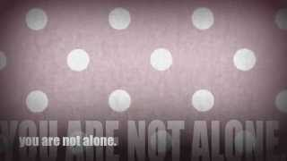 You Are Not Alone (Xfactor 2012)