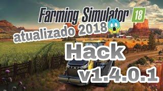 SAIU HACK DE FARMING SIMULATOR 18 COM DINHEIRO INFINITO ÚLTIMA ATUALIZAÇÃO 2018