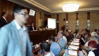 Сесия на Общински съвет Добрич