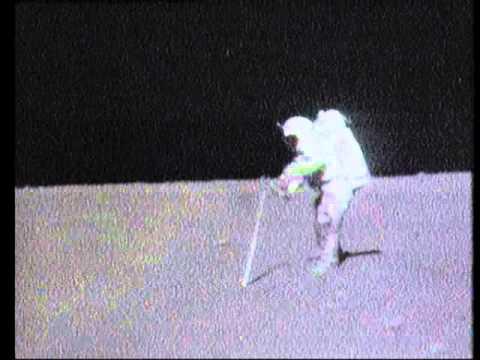 Astronaut Charles Duke During an Apollo 16 Lunar Surface EVA