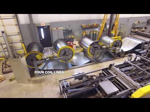 Sheet Metal Fabrication Shop Spotlight - R&R Heating
