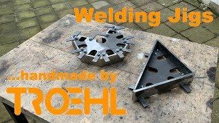 Welding Jig ...handmade by TROEHL