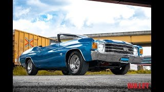 1972 Chevelle 454 Big Block Ripping Through Gears | REVIEW SERIES [4k]