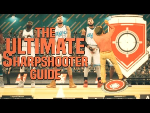 The ULTIMATE SHARPSHOOTER GUIDE!!! DOMINATE MYPARK USING THESE STRATEGIES in NBA 2K17