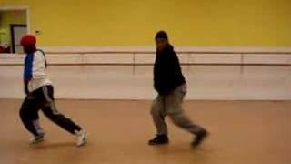 """D-RAY & D.A. CHOREO. TO MONEY/TIMBALAND- """"FANTASY"""" (2007)"""