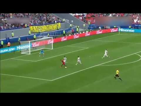 Ricardo Quaresma GOAL   Portugal 1-0 Mexico CUP CONFEDERATIONS  RUSSIA 2017