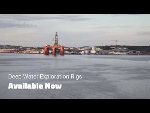 Semi Submersible Drilling Rigs for Sale or Charter