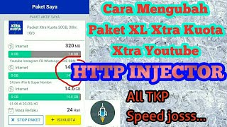 Cara Mengubah Paket Xtra Kuota XL 30 GB Xtra Youtube, Paket Iflix H...
