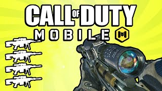 Quad Feed with Every Gun! (Call of Duty: Mobile)