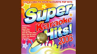 Who Knew (In The Style of Pink) - Karaoke