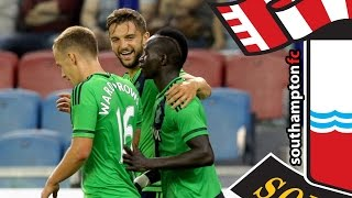 HIGHLIGHTS: Vitesse 0-2 Southampton (UEFA Europa League third qualifying round second leg)