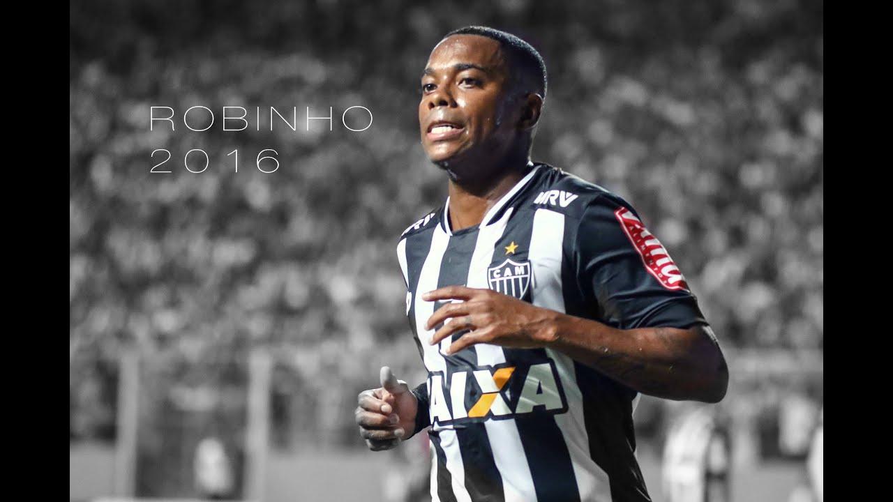 Robinho Magic Skills Atlético Mineiro 2016