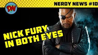 Valkyrie in Infinity War, Infinity War Breaks Record, Shazam, Deadpool 2 | Nerdy News #10