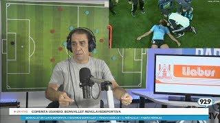 Historia de Álvaro Pereira Mundial 2014 Uruguay vs Inglaterra K.O