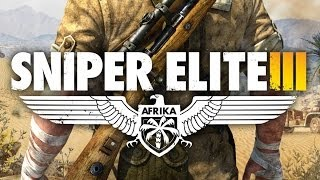 SNIPER ELITE 3 LEGENDADO PT BR - PS3 - GAMEPLAY TCHEGAMER
