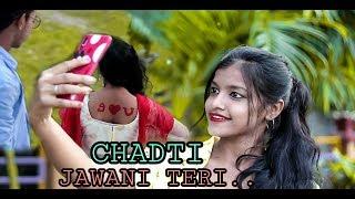 Chadti Jawani Teri | Chaal Mastani | Cute Love Story |Ft.Aviraj & Priyanka