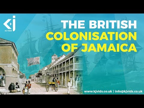 The British Colonisation of Jamaica