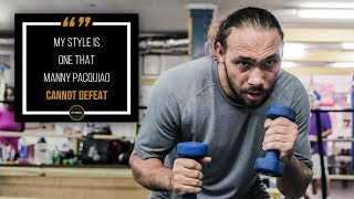 Keith Thurman is confident he can