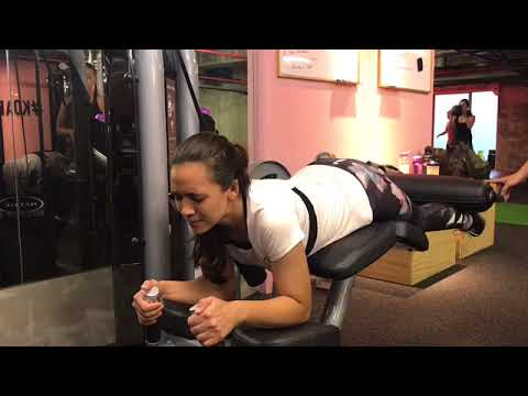 Download Grueling Gym Session