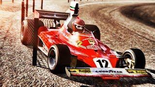 CLASSIC BRAZIL - Racing the 1975 Layout of Interlagos
