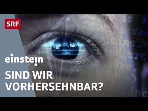 Künstliche Intelligenz (KI) – Wie Algorithmen unsere Zukunft vorhersagen   SRF Einstein