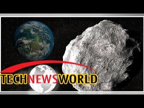 A 'potentially hazardous' asteroid will zoom terrifyingly close to earth tonight