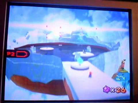 Super Mario Galaxy: Beach Bowl Galaxy: The Secret Undersea ...