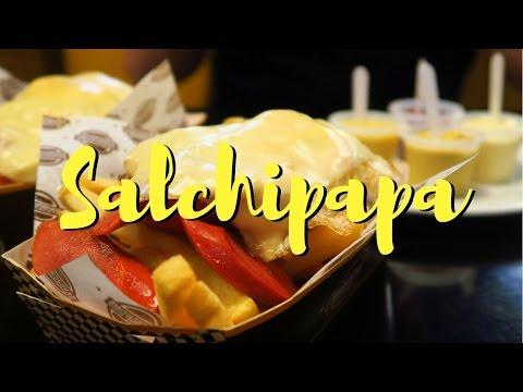 Salchipapas: Peruvian Fast Food in Lima, Peru