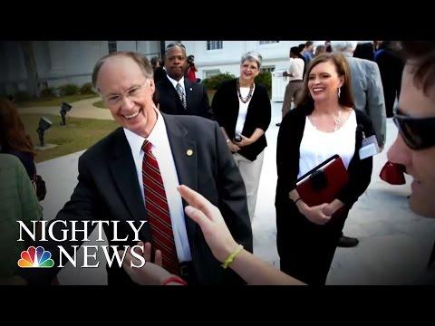 Alabama Gov. Robert Bentley To Face Impeachment Hearings | NBC Nightly News