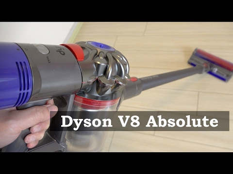 Dyson V8 Absolute Vacuum Review - The No.1 Cordless Vacuum?