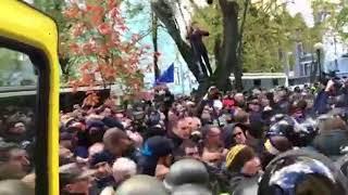 Митинг Украина