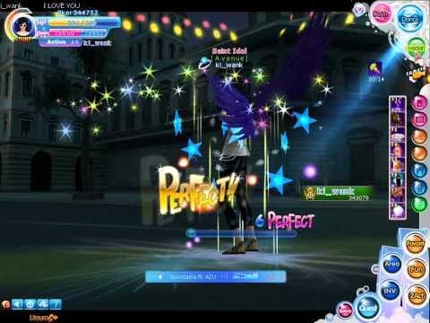 Idol Street ki wank dance solo