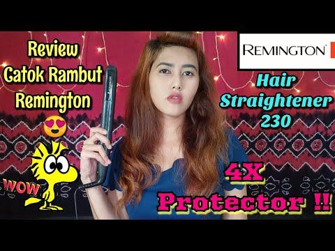 REMINGTON STRAIGHTENER 230 REVIEW  INDONESIA
