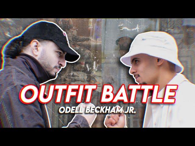 S'HABILLER COMME UN JOUEUR NFL (OBJ) ft. Adel Bafdile (pour moins de 30€ 💸)