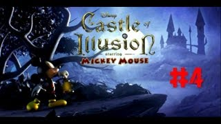 castle of illusion starring mickey mouse   gameplay 4    la biblioteca