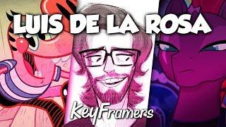 LUIS DE LA ROSA : De México a Canadá como animador 2D | KeyFramers #08