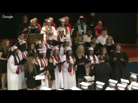 NRMPS Southern Nash High School Commencement Ceremony