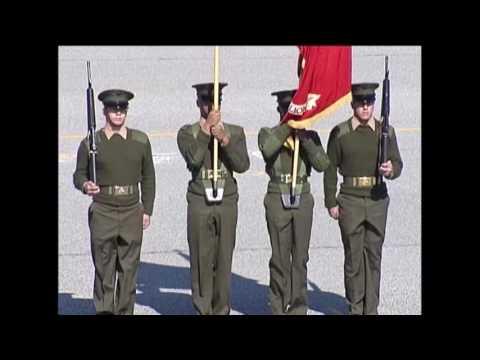 L Company USMC Graduation