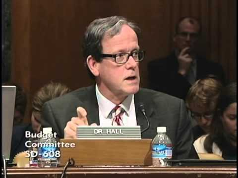 Senator Johnson at the Senate Budget Committee